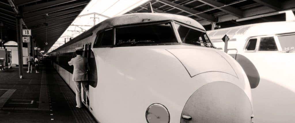 Shinkansen 1964