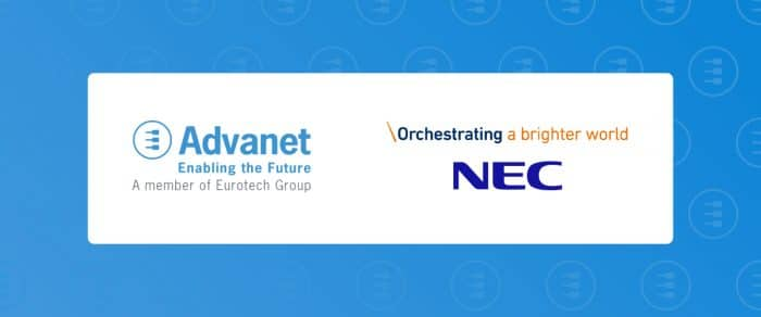 Advanet NEC ExpEther Press Release
