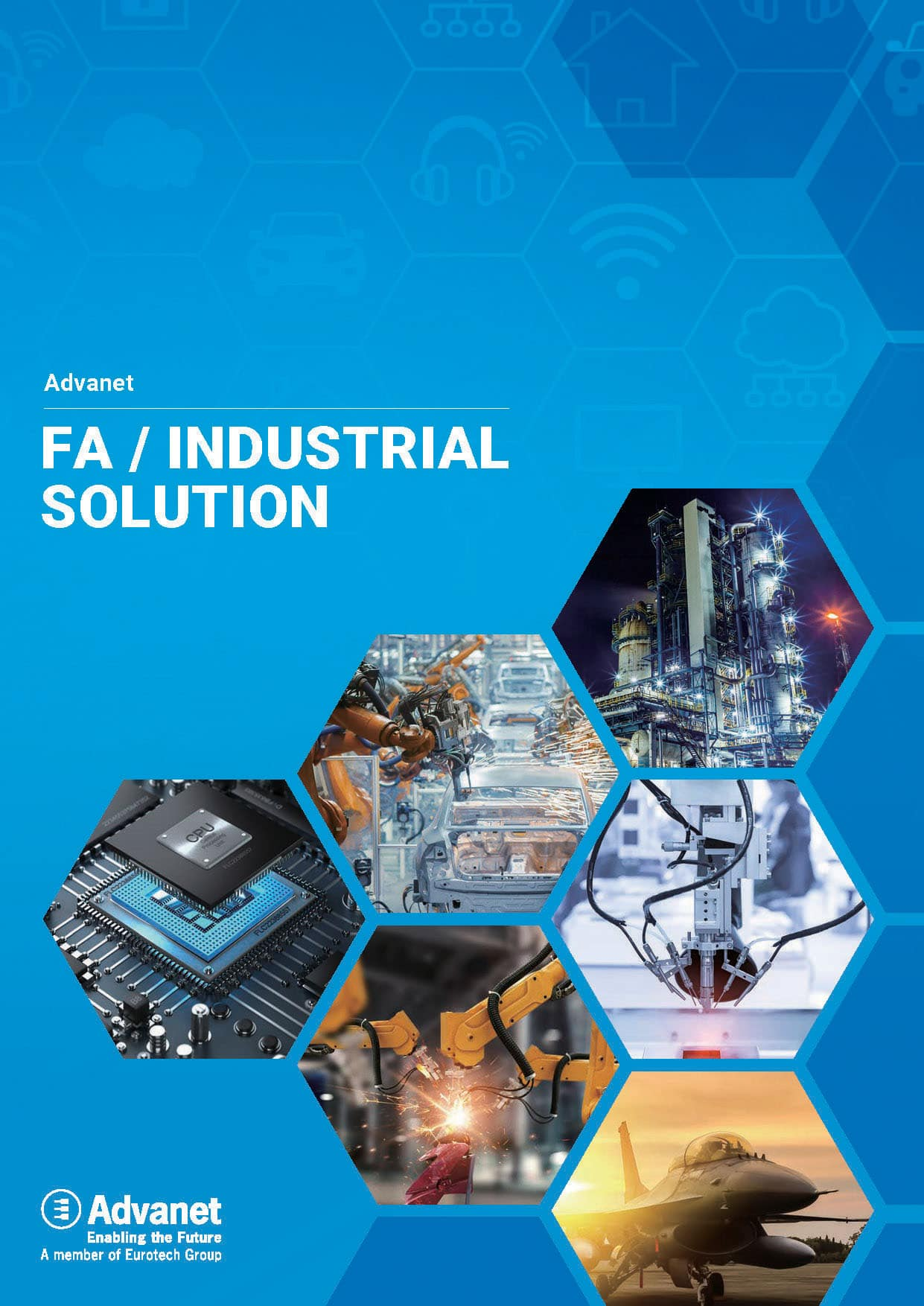 Advanet FA-Industrial Solution Catalogue