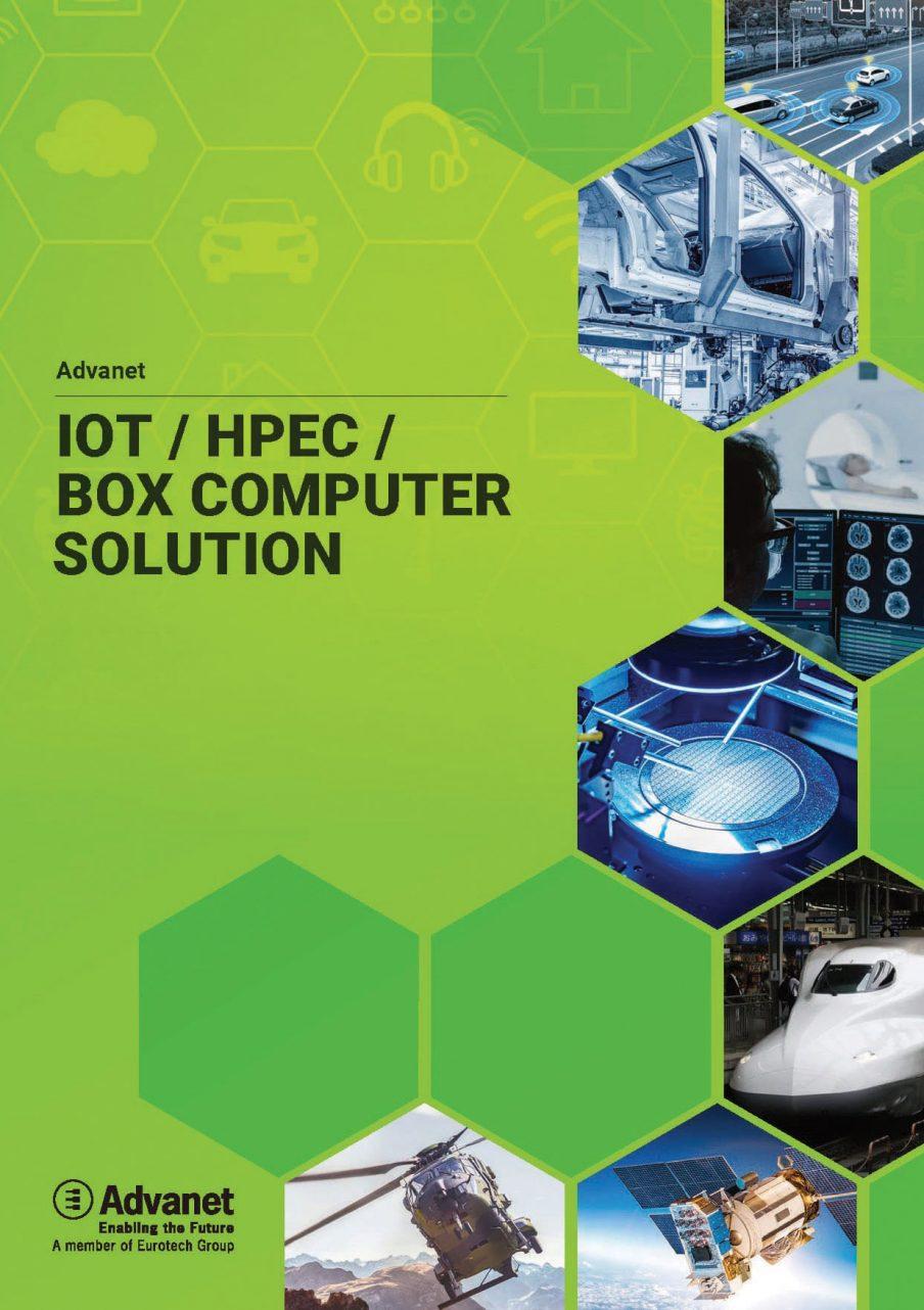 Advanet IoT-HPEC-BOX Computer Solution Catalogue